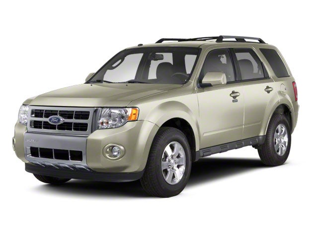 2010 Ford Escape 4wd 4dr Limited In Marysville Oh Coughlin Chrysler Jeep Dodge