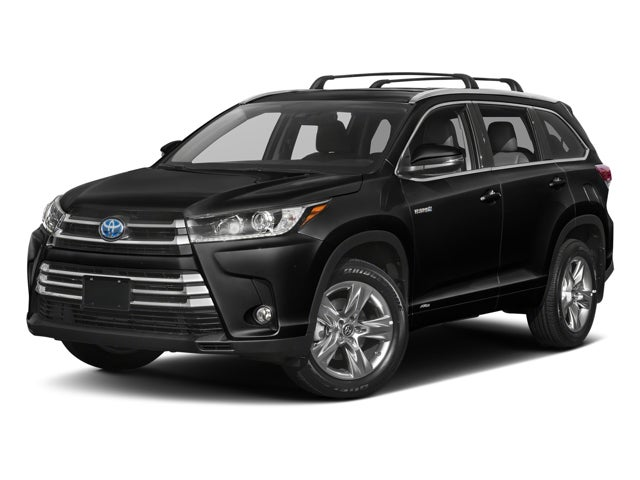 2017 Toyota Highlander Hybrid In Marysville Oh Coughlin Chrysler Jeep Dodge Ram
