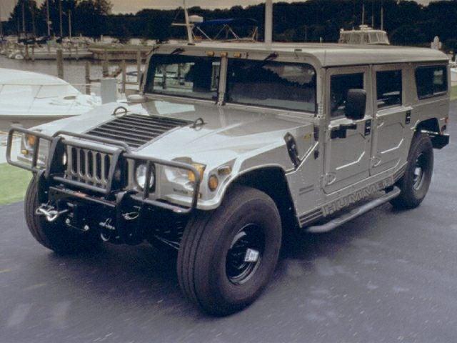 AM General Hummer Wagon Marysville OH Columbus Dublin Grove - Chrysler hummer