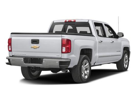 Jeep Dealership Columbus Ohio >> 2016 Chevrolet Silverado 1500 LTZ 1LZ Marysville OH ...