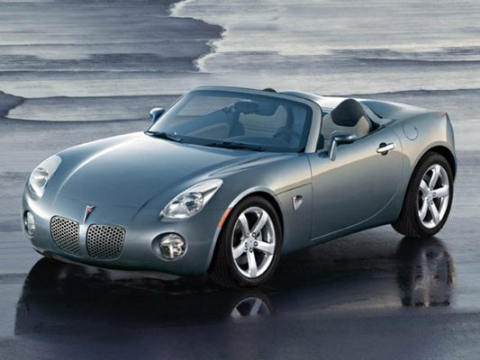 2006 Pontiac Solstice 2dr Convertible In Marysville Oh Coughlin Chrysler Jeep Dodge Ram